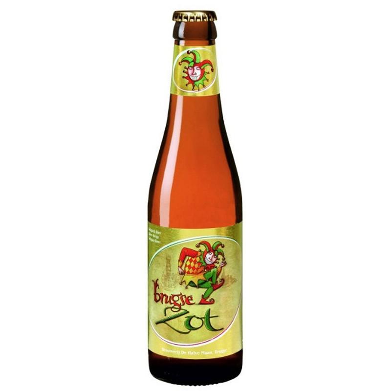 ZOT beer Belgian bung 6 ° 33 cl