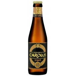 Bière CAROLUS Triple Belge 9° 33 cl
