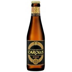 CAROLUS Dreifaches belgisches Bier 9 ° 33 cl