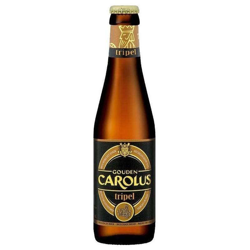 CAROLUS Triple Belgian beer 9 ° 33 cl