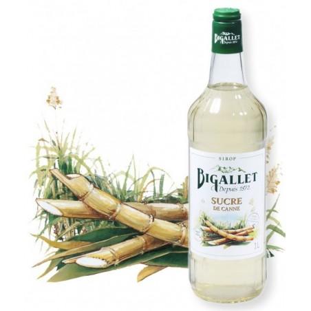 SYRUP Sugar Cane Bigallet 1 L