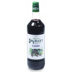 Blackcurrant syrup Bigallet 1 L