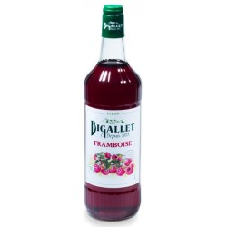 Raspberry Syrup Bigallet 1 L