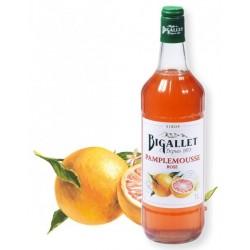 Pink Grapefruit Syrup Bigallet 1 L
