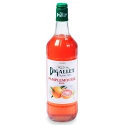 Jarabe de pomelo rosa Bigallet 1 L