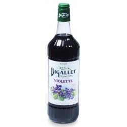 Violet Syrup Bigallet 1 L