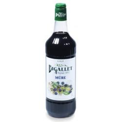 BLACKBERRY SYRUP Bigallet 1 L