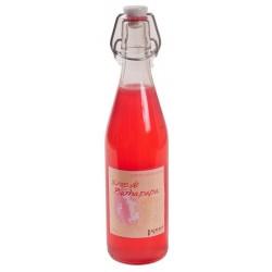JARABE Bigallet Barbapapa - Tamaño de la botella de 50 cl limonada