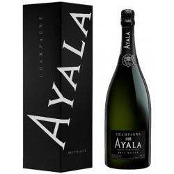 Ayala CHAMPAGNE Brut Majeur White AOP magnum 150 cl with its case