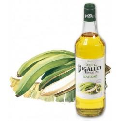 JARABE Bigallet Plátano 1 L
