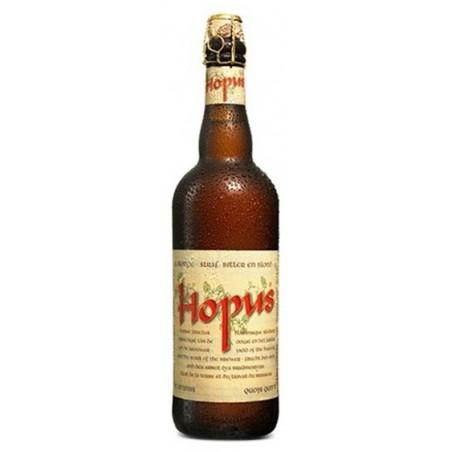 Bière HOPUS Blonde Belge 8.5° 75 cl
