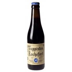 Bière ROCHEFORT 10 Brune Belge 11.3° 33 cl