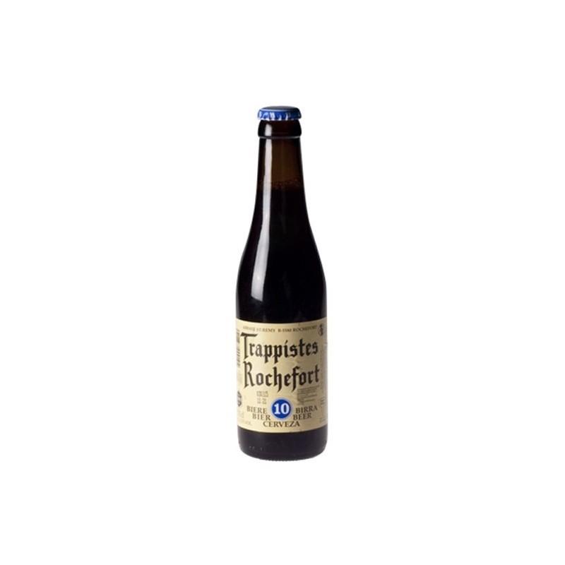 Bière ROCHEFORT Brune Belge 11.3° 33 cl