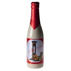 LA GUILLOTINE Birra bionda belga 9 ° 33 cl
