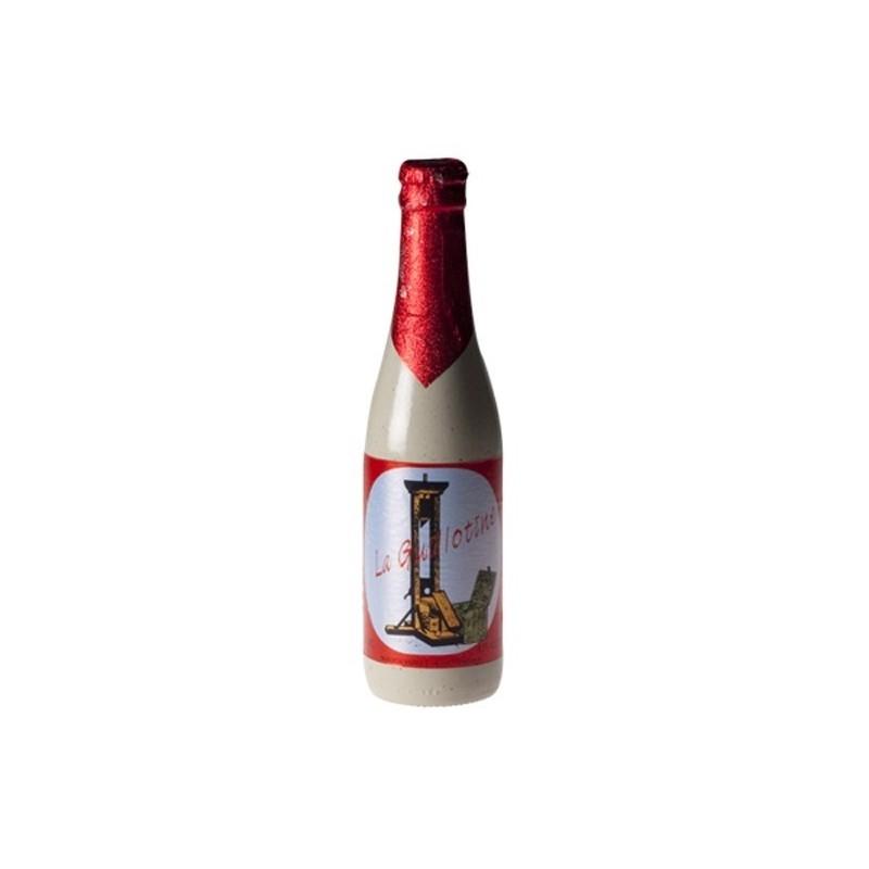 LA GUILLOTINE Cerveza belga rubia 9 ° 33 cl