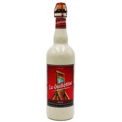 LA GUILLOTINE Blondes belgisches Bier 9 ° 75 cl