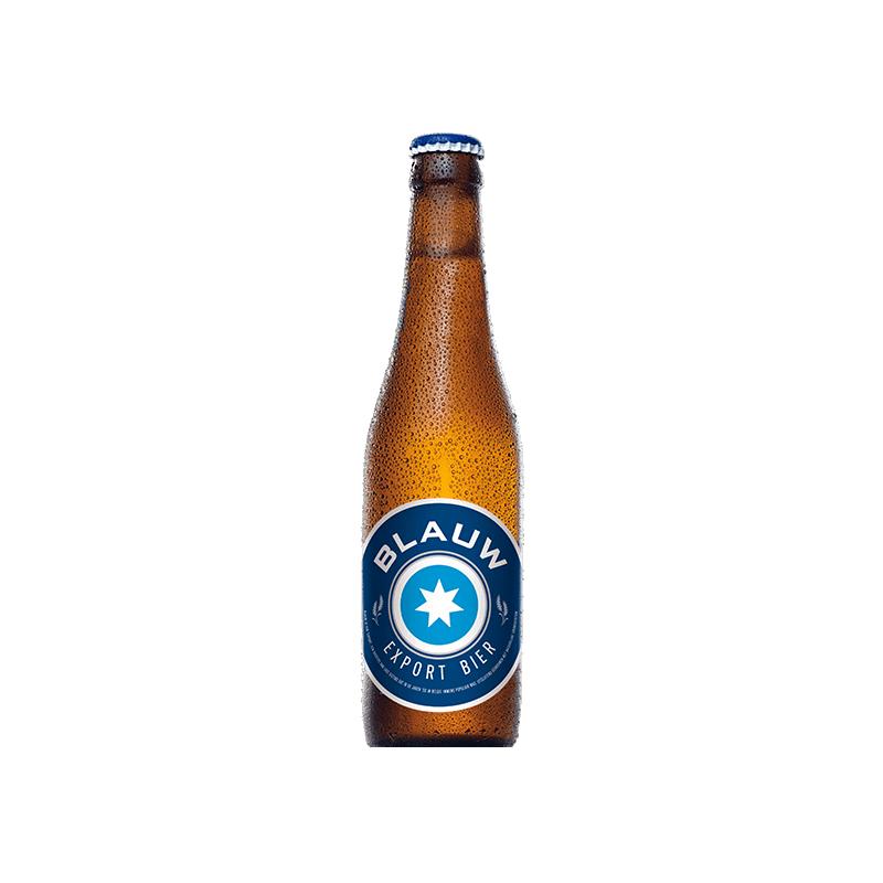 Bière BOCKOR BLAUW Blonde Belge 5.2° 33 cl