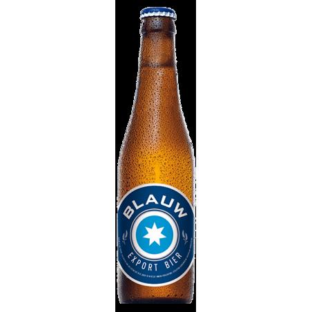 Bier BOCKOR BLAUW Blond Belgier 5,2 ° 33 cl