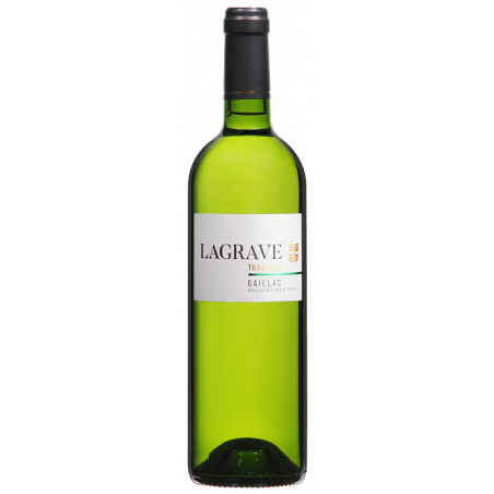 Terroir de Lagrave GAILLAC Tradition Dry White wine PDO 75 cl