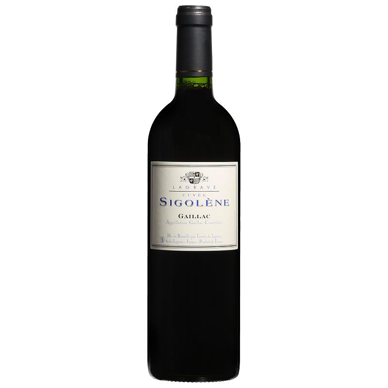 Terroir de Lagrave GAILLAC Cuvée Sigolène Vino tinto AOC 75 cl