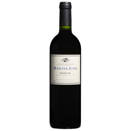 Terroir von Lagrave GAILLAC Cuvée Sigolène Rotwein AOC 75 cl