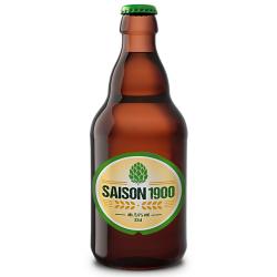 Bière SAISON 1900 Ambrée Belge 5.4° 33 cl