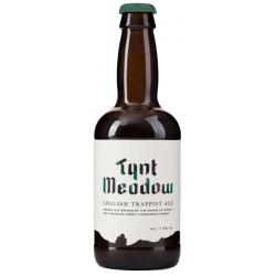 Bière TYNT MEADOW ENGLISH TRAPPIST ALE Brune Française 7.4° 33 cl