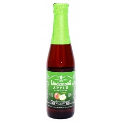 Bière LINDEMANS APPLE Blonde Belge 3.5° 25 cl