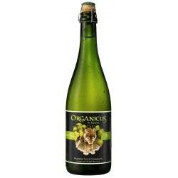 Cerveza LUPULUS ORGANICUS Rubio Belga 8,5 ° BIO 75 cl