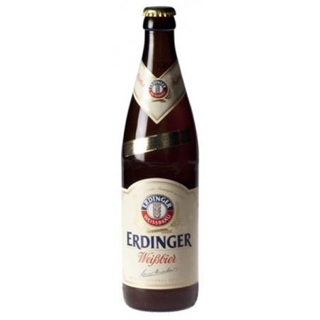 Bière ERDINGER WEISSBIER Blanche Allemande 5,3° 50 cl