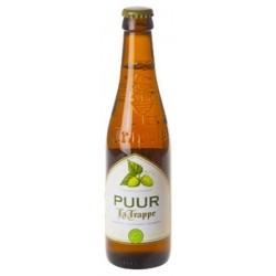 TRAPPE PUURR Cerveza rubia de Holanda 4.5° 33 cl