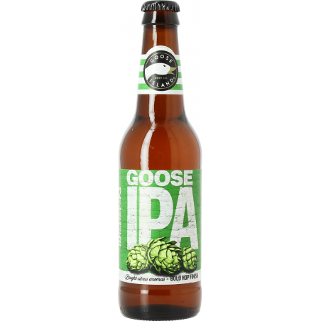 Bière GOOSE ISLAND Blonde IPA USA 5,9° 35.5 cl