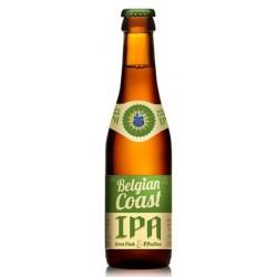 COSTA BELGA cerveza rubia IPA belga 7,5 ° 33 cl