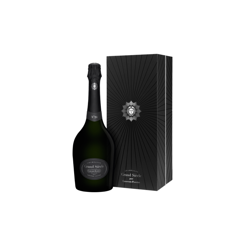 Laurent-Perrier Cuvée Grand Siècle N ° 24 CHAMPAGNE BRUT White wine PDO 75 cl in its box