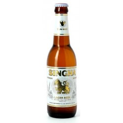 SINGHA Bier Thai Blonde 5 ° 33 cl