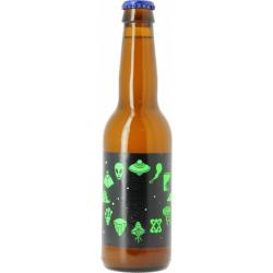 OMNIPOLLO ZODIAK IPA Cerveza Rubia Sueca 6,2 ° 33 cl