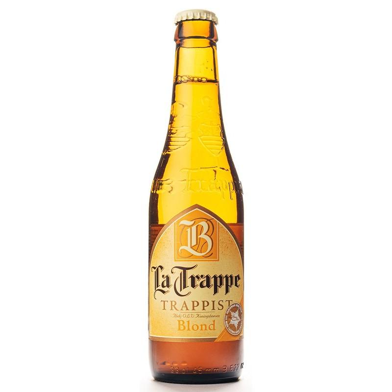 Bière LA TRAPPE Blonde Hollandaise 6,5° 33 cl