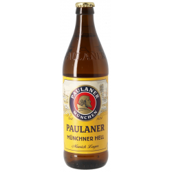 PAULANER Original Münchner Hell Blonde Bier Deutsch 4,9 ° 33 cl