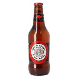Bière COOPERS BREWERY SPARKLINK ALE Blonde Australienne 5,8° 33 cl