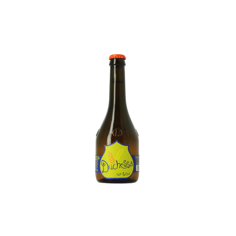 Bière BIRRA DEL BORGO DUCHESSA Blonde Italienne 5,8° 33 cl