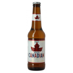 MOLSON CANADIAN Blond Canadian beer 4° 33 cl