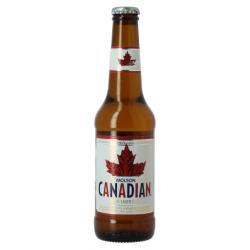 MOLSON CANADIAN Blond Canadian cerveza 4° 33 cl