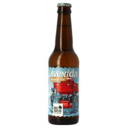 Bière AVENIDA Blonde Portugaise 4,8° 33 cl