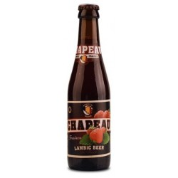 Chapeau Blond Beer with Belgian Strawberry 3,5 ° 25 cl