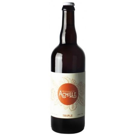 Bière ACHILLE Triple Française 9° 75 cl