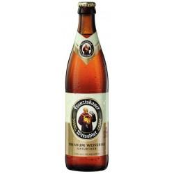 FRANZISKANER NATURTRUB Cerveza Alemana Blanca Premium 5 ° 50 cl