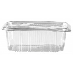 CRYSTAL TRAY with retractable lid 1500 cc - the 60