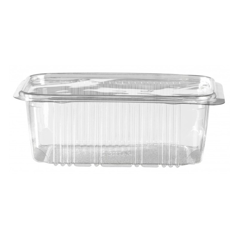 CRYSTAL TRAY with retractable lid 370 cc - the 50
