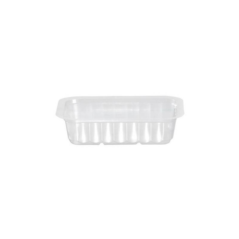 Translucent TRAY sealable and microwaveable 250 cc - the 100