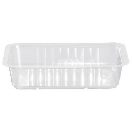 Translucent TRAY sealable and microwaveable 750 cc - the 140